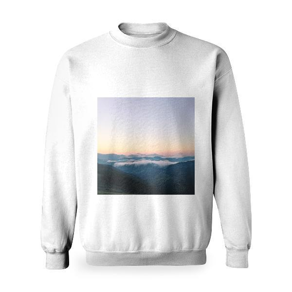 Top Of The Mountain Basic Sweatshirt