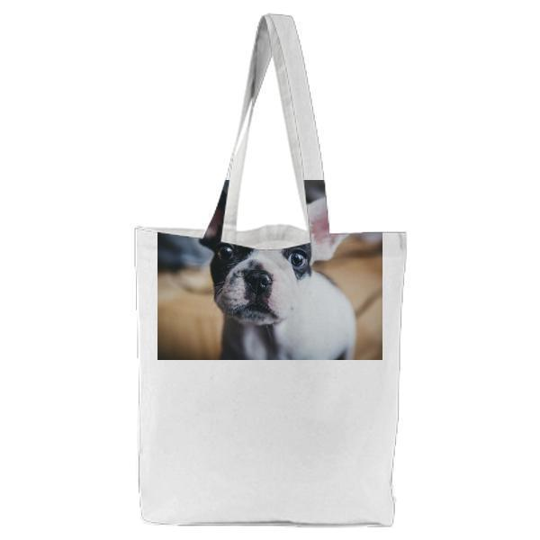 Animal Dog Pet Puppy Tote Bag