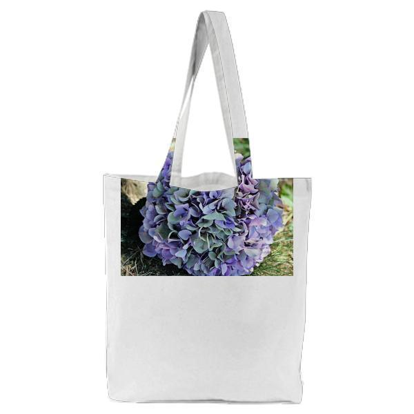 Flowers Bloom Blossom Flora Tote Bag