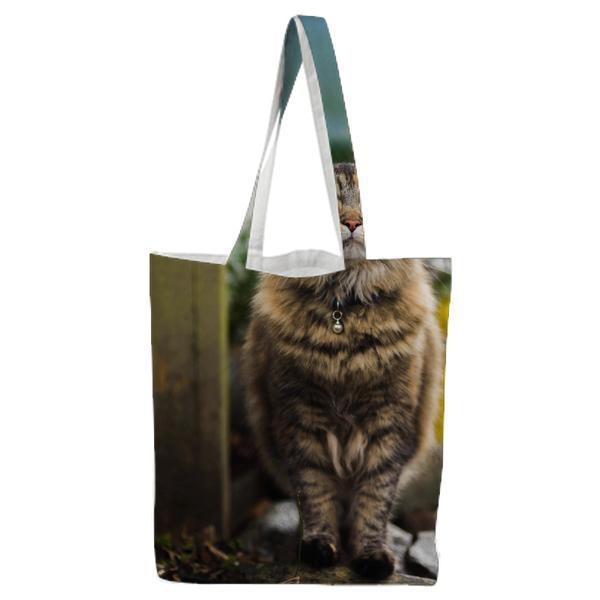 Garden Animal Pet Cute Tote Bag
