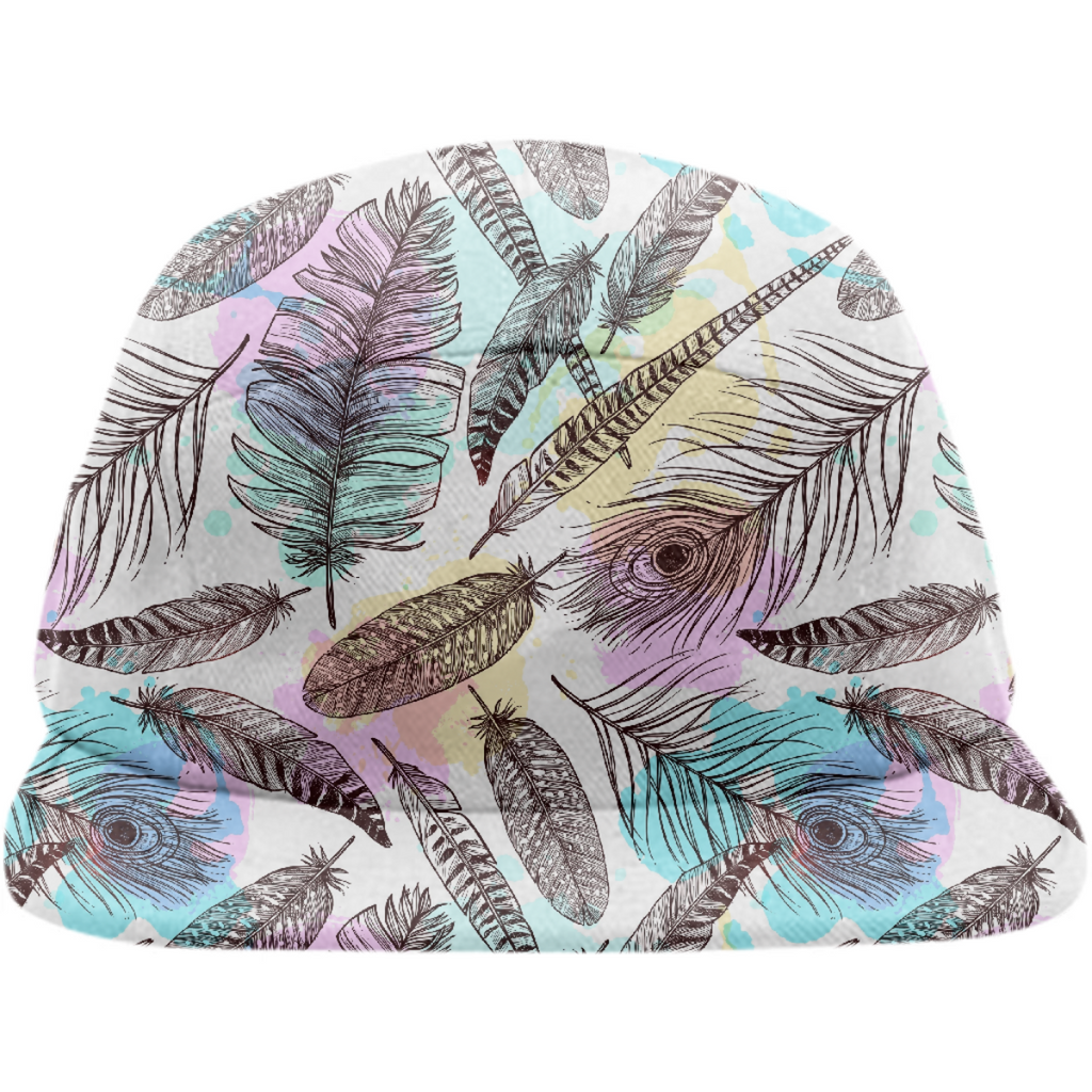 Tribal Pastels Baseball Hat