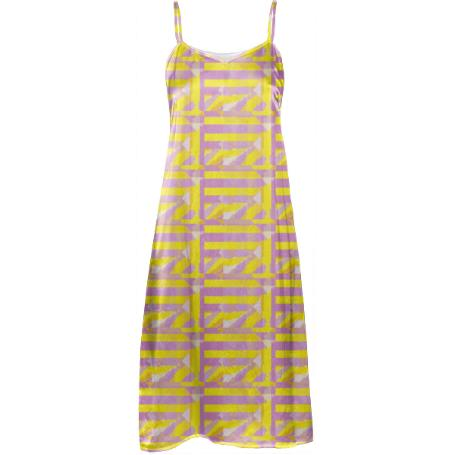 Marilyn Bert Slip Dress