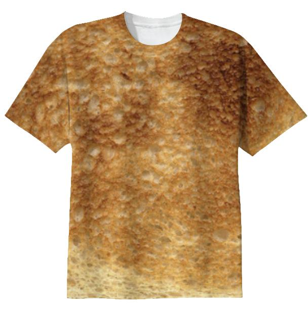 Toast the T Shirt