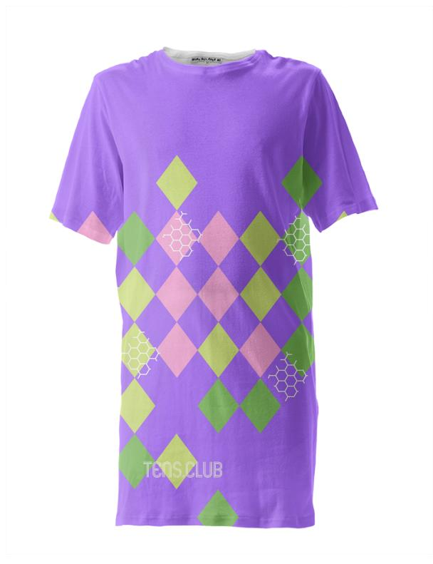 TENS CLUB x CULT FACTORY Chiqui Women s Kit Dress