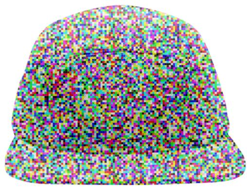 Visual Noise Hat 2