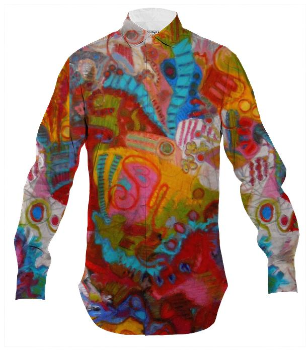Jambalaya Long Sleeve Shirt
