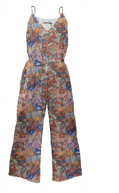 American Summer Jumpsuit