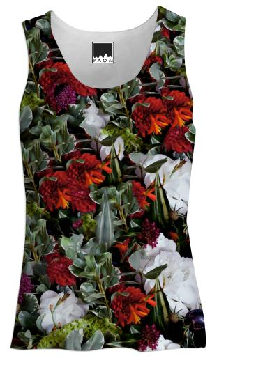 Flowerinical Tank Top Women