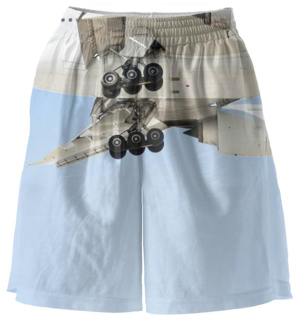 SCL Basketball Shorts