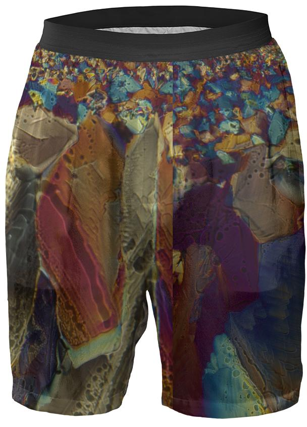 Quincy Crystal Boxer Shorts