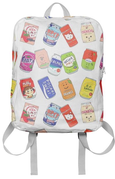 Soda backpack