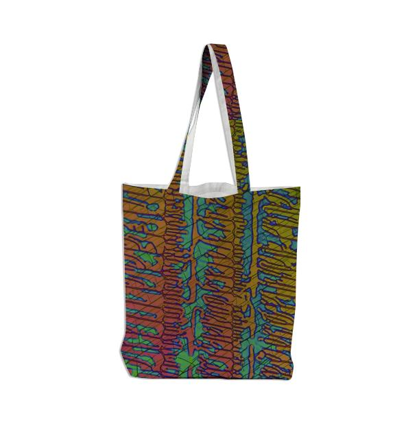 Hendrix Connection Crystal Tote Bag