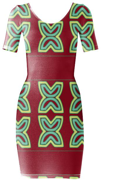 Emancipation Knot Bodycon Dress