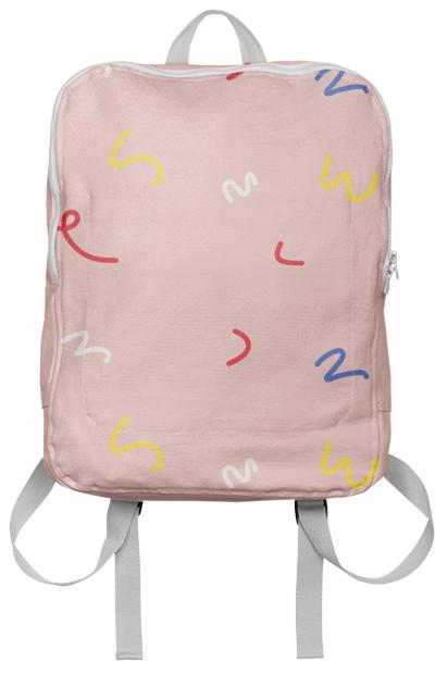 Scribble Backpack