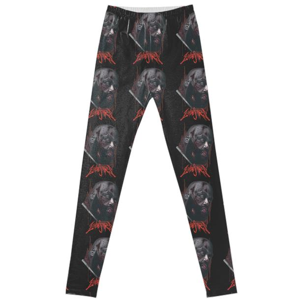 Rozay All Over Leggings