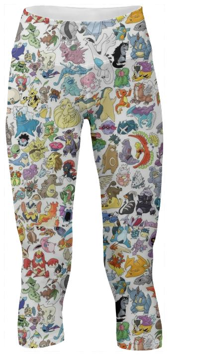 Pokemon GO pants