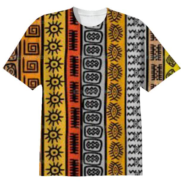 Kunta Kente T shirt