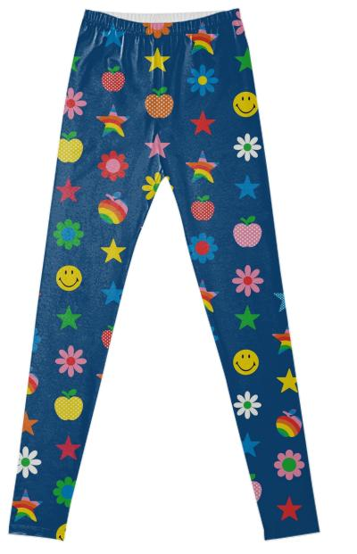charms legging cotton