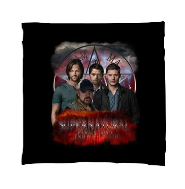 Supernatural Family dont end with blood