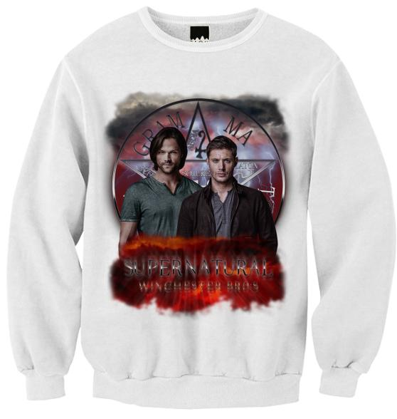 Supernatural Winchester Bros 3