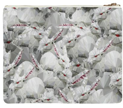 White Rabbit clutch