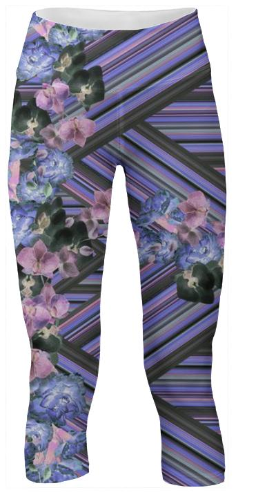 Woven Orchids Lilac Sporty Pant
