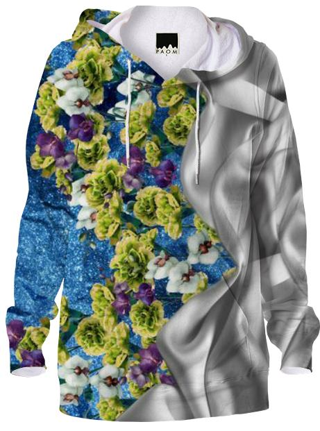 Fabric Garden Green Sweatshirt