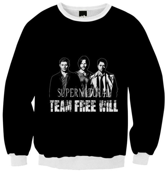 Supernatural Team Free Will B