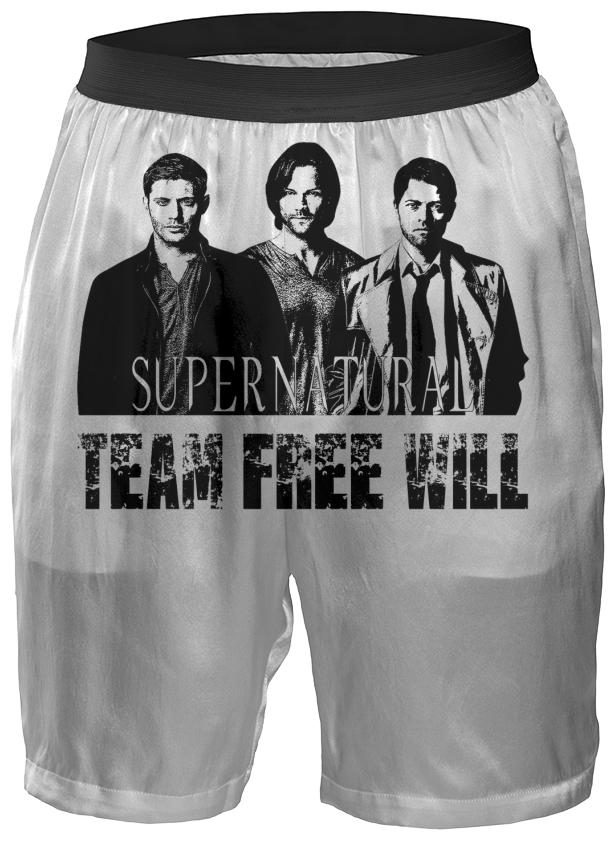 Supernatural Team Free Will W