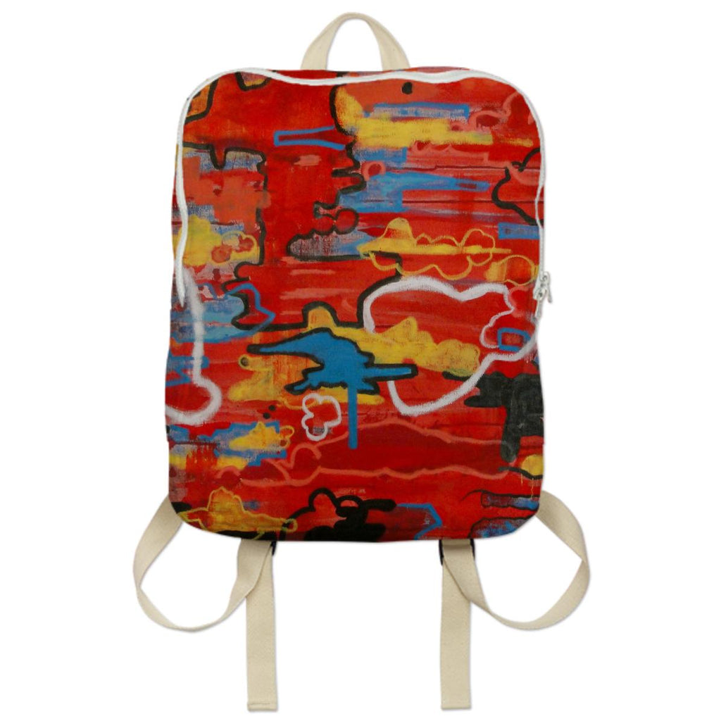 All Sides Backpack