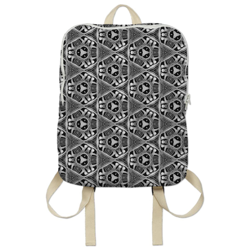 BW GEOMETRIC HEXAZ Backpack