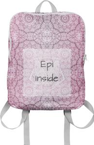 Epi Inside Backpack