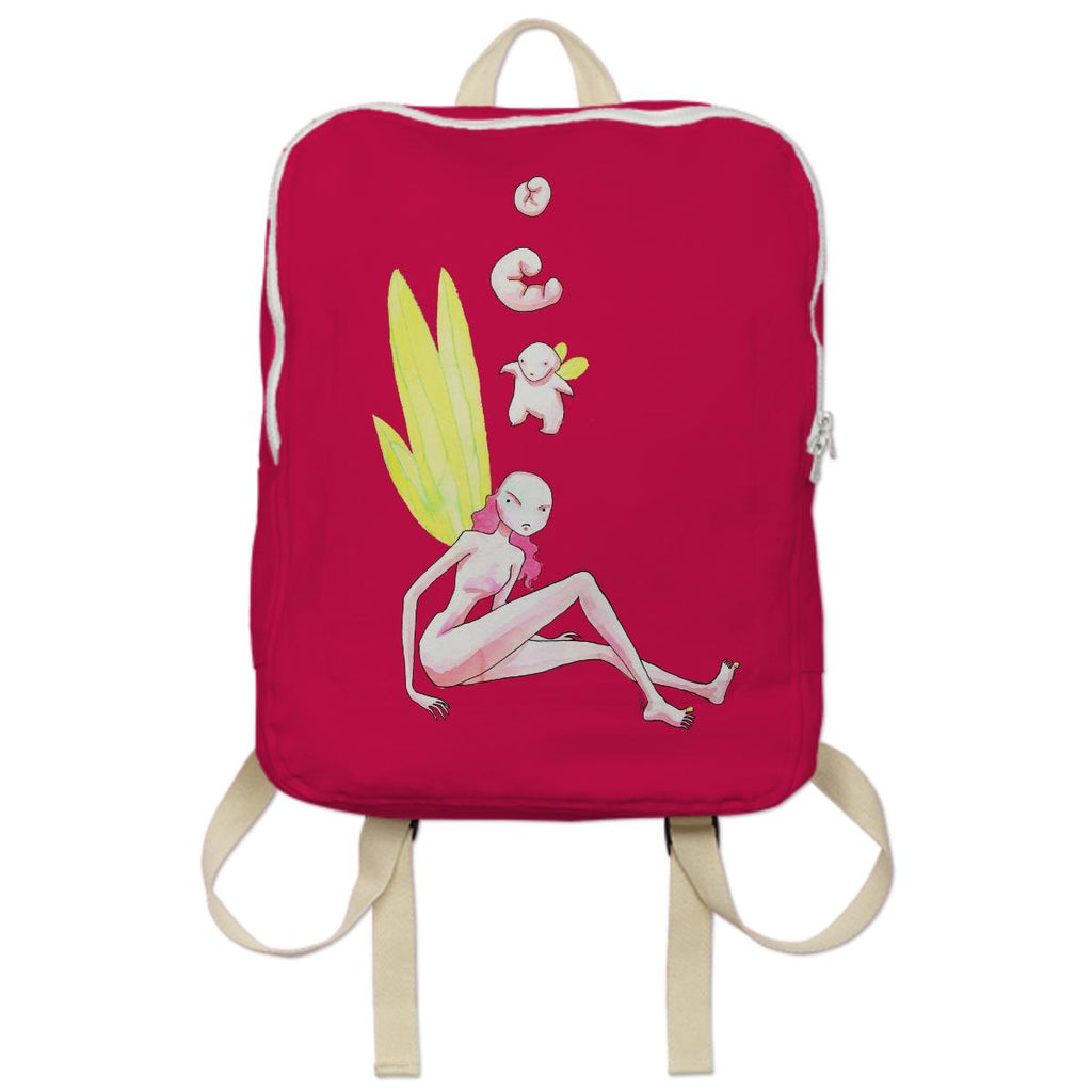 Faerie Life Cycle Backpack