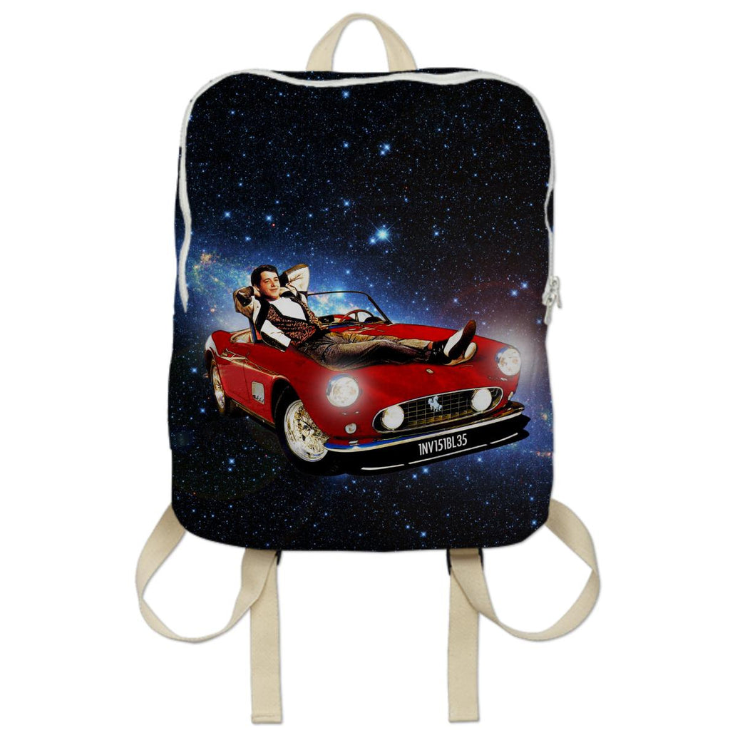 FERRIS BUELLER S DAY OFF IN SPACE backpack