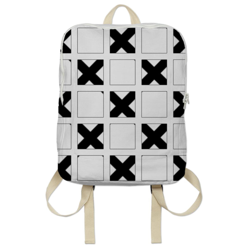 PAOM, Print All Over Me, digital print, design, fashion, style, collaboration, untitled-co, untitled co, Backpack, Backpack, Backpack, Grid, autumn winter spring summer, unisex, Poly, Bags