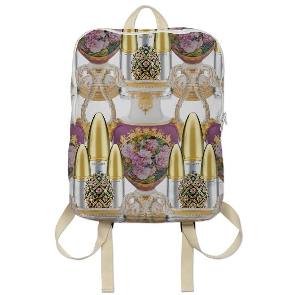 PAOM, Print All Over Me, digital print, design, fashion, style, collaboration, untitled-co, untitled co, Backpack, Backpack, Backpack, Opulence, autumn winter spring summer, unisex, Poly, Bags