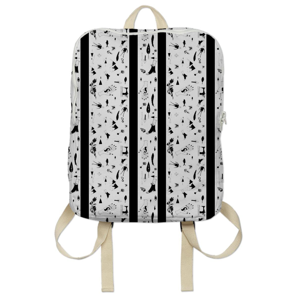 PAOM, Print All Over Me, digital print, design, fashion, style, collaboration, textile-arts-center, textile arts center, Backpack, Backpack, Backpack, StudyNY, for, TAC, autumn winter spring summer, unisex, Poly, Bags