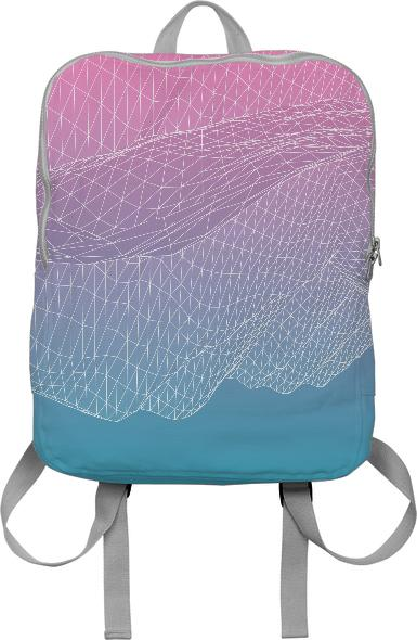 2 MESH COUTURE BAG