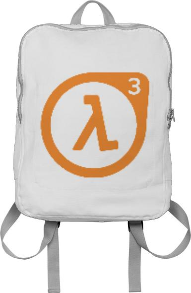 Half life 3 Backpack
