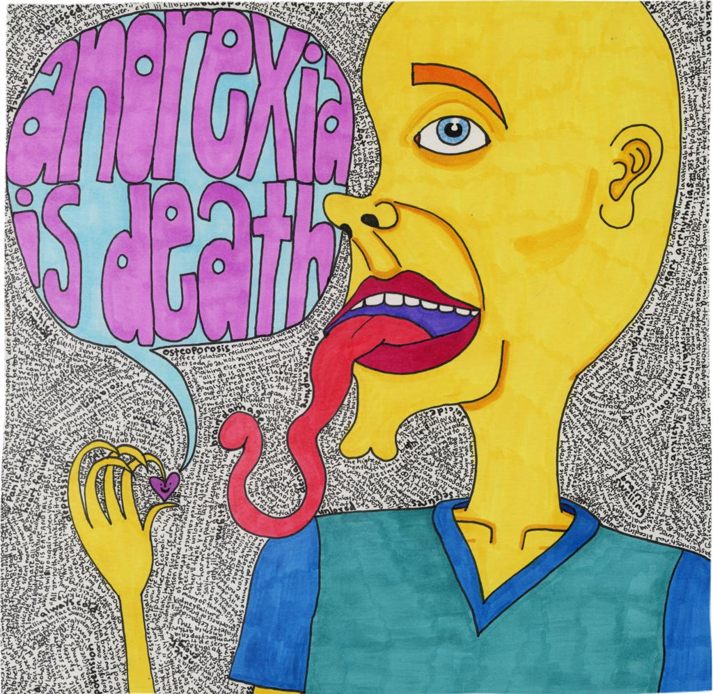 anorexia is death