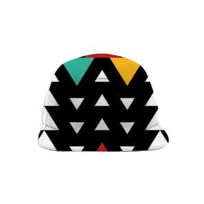 African Triangle Love Baseball Hat