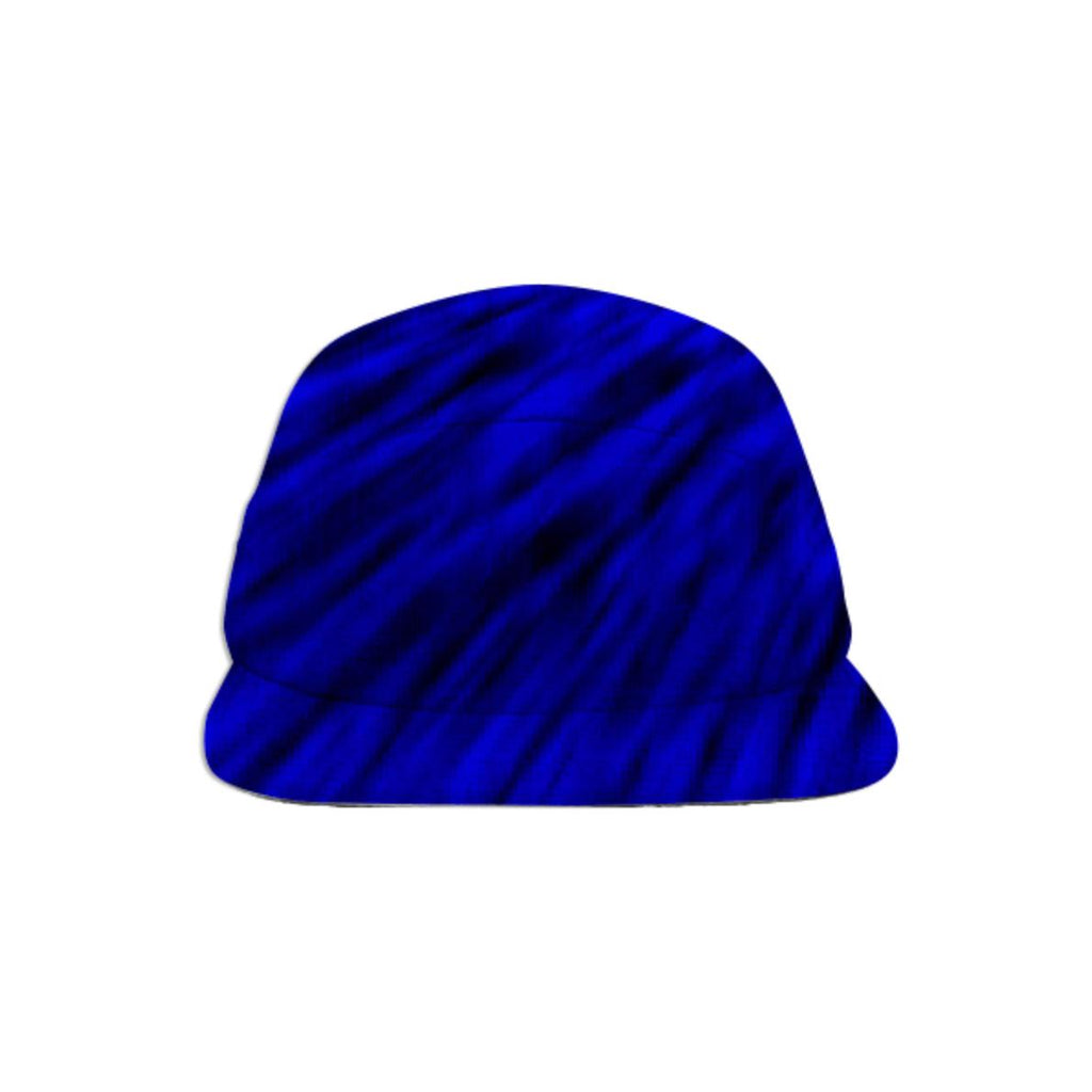 Black Ocean Blues Baseball Cap