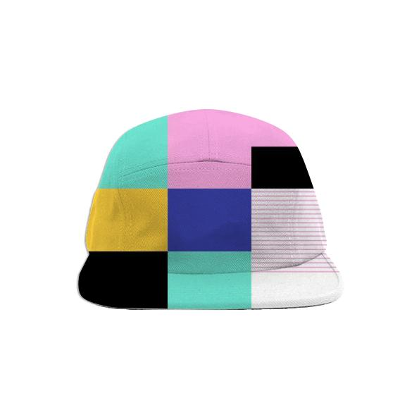 Tile Harmony Baseball Hat