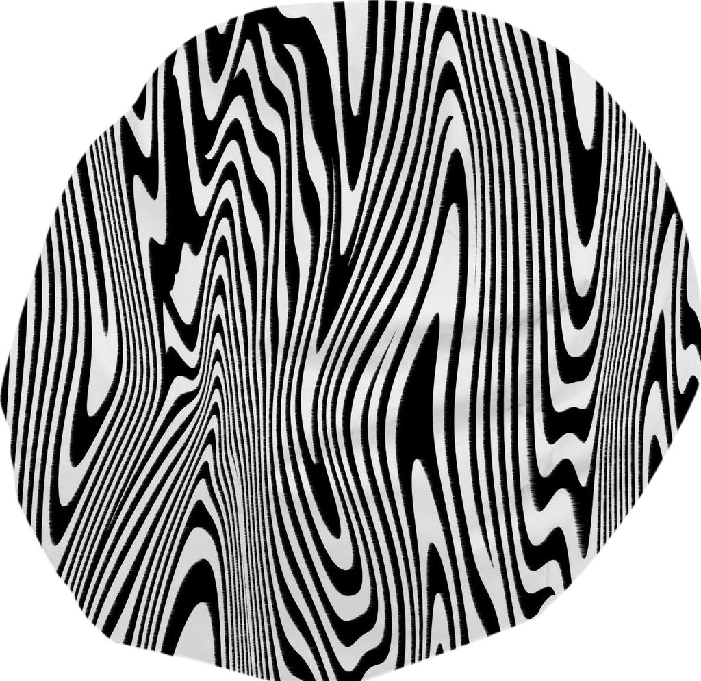 Twisted Zebra Stripes