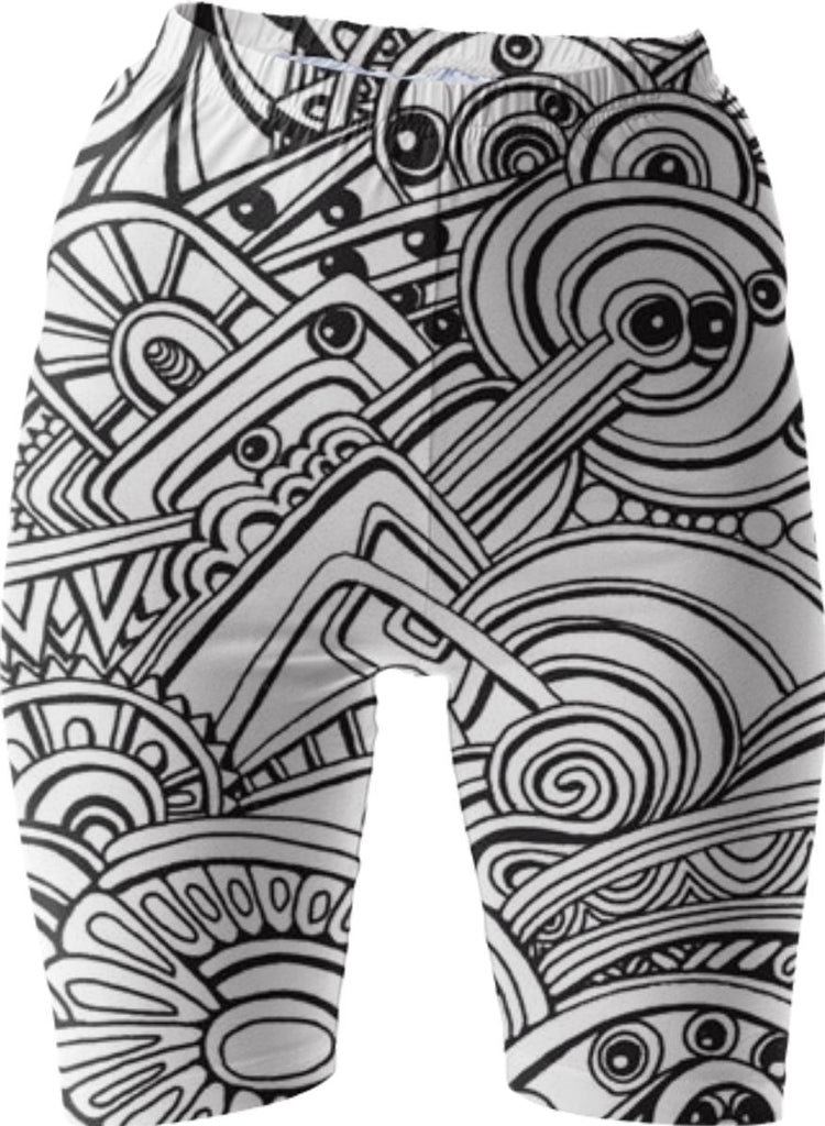 Deco Bike Short