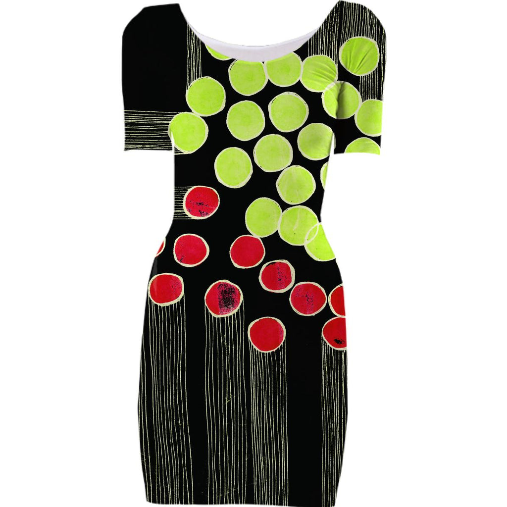 bingo fireworks dress