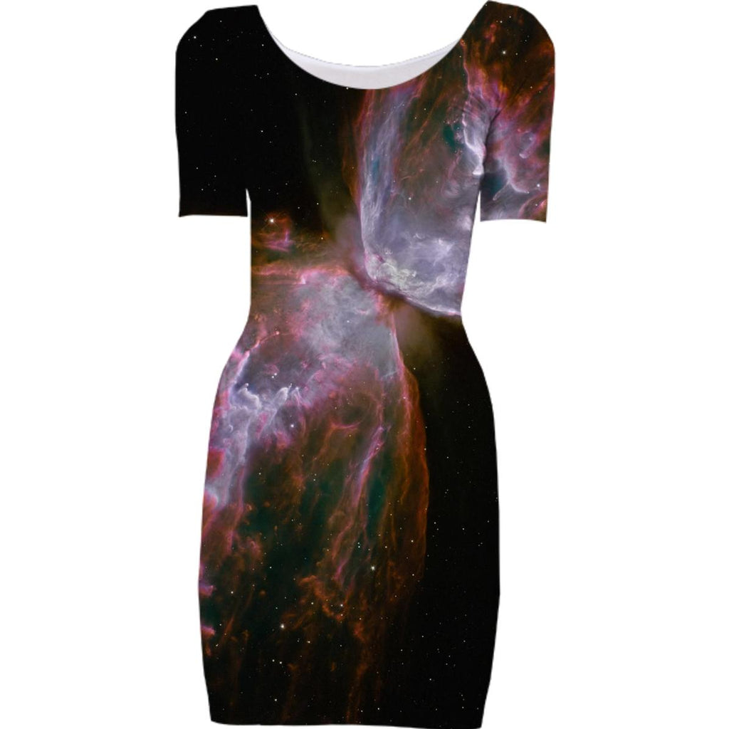 Butterfly Nebula Bodycon