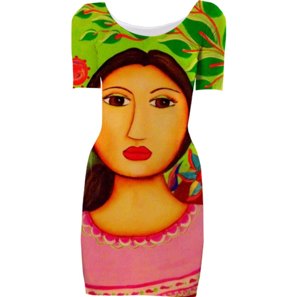 Chiquitana Bodycon dress