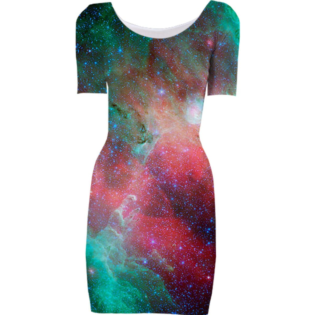 Eagle Nebula Dress