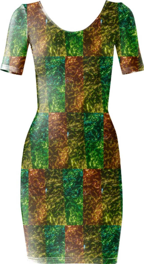 PAOM, Print All Over Me, digital print, design, fashion, style, collaboration, carmel-snow, carmel snow, Bodycon Dress, Bodycon-Dress, BodyconDress, future, cosmic, jungle, ocelote, autumn winter spring summer, unisex, Spandex, Dresses
